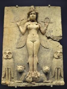 Inanna yang dikira lilith