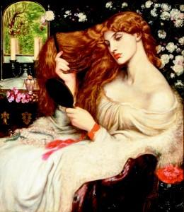 Lady Lilith terinspirasi legenda lilith