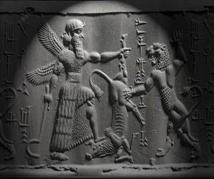 gilgames salah satu tokoh dalam legenda lilith