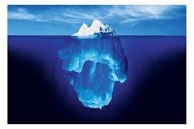 iceberg principle prinsip gunung es hemingway  iceberg principle prinsip gunung es hemingway 1