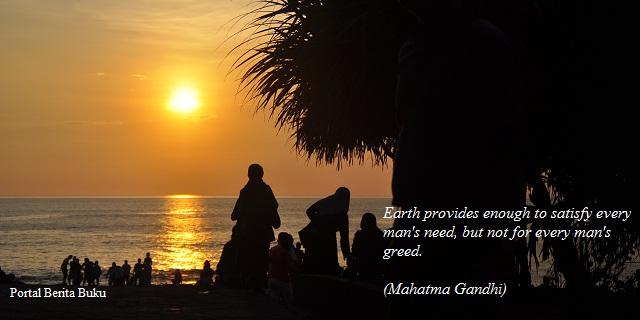Sepintas Politik Dan Ekonomi Ala Mahatma Gandhi Portal