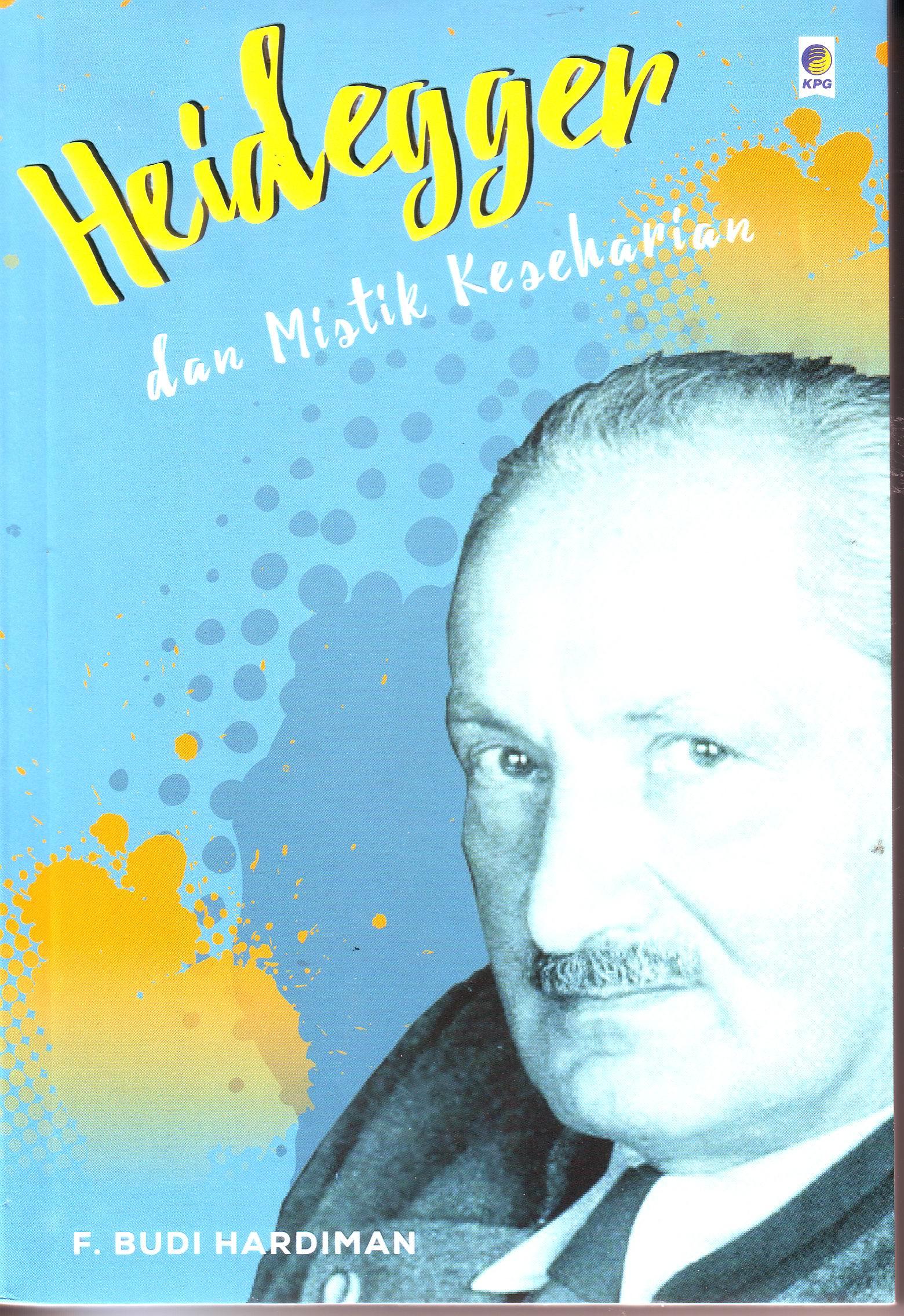 Bijak Bersama Heidegger Portal Berita Buku